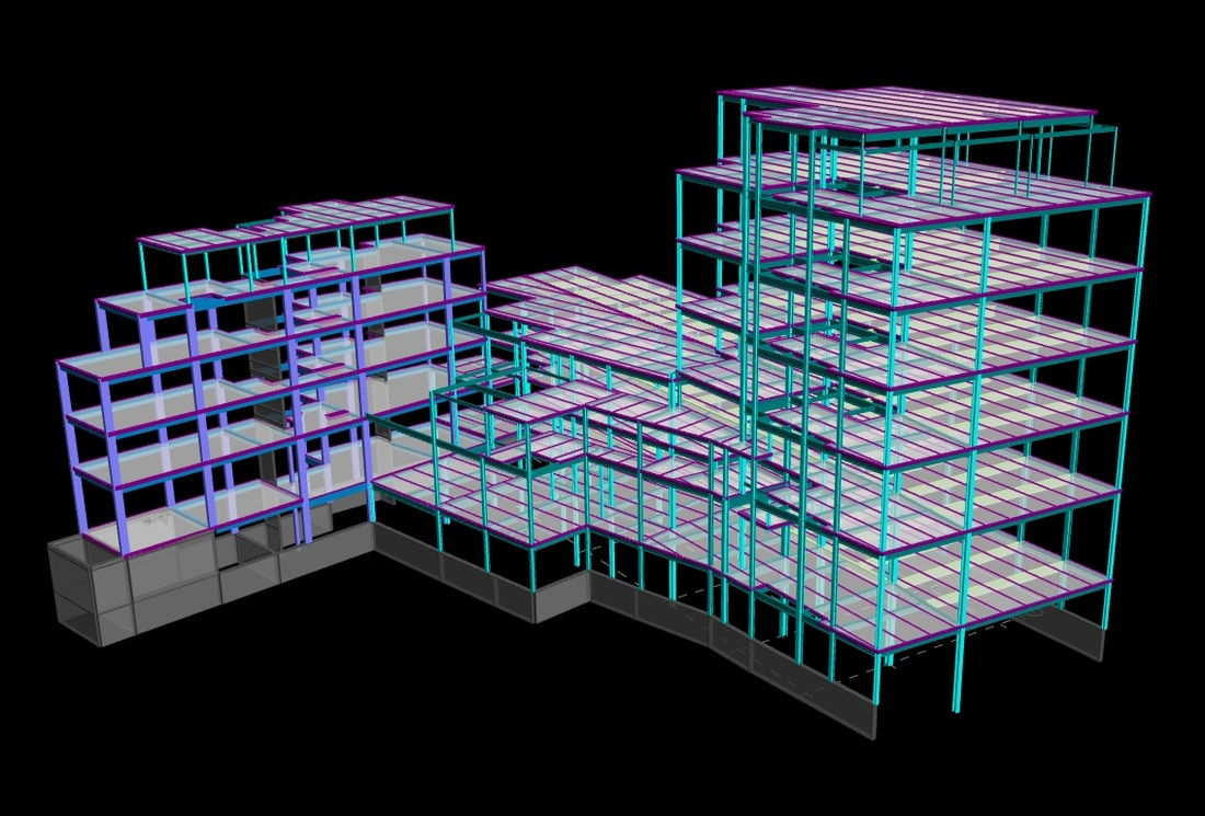 Donald mcintyre design structural engineering projects for Remodel plans